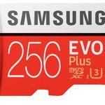 Saturn SpeicherWoche Tag 6: z.B. SAMSUNG Evo Plus 256 GB Micro-SDXC Speicherkarte für 44€ (statt 55€)
