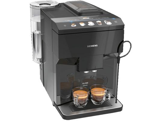 SIEMENS TP501D09 EQ500 Classic Kaffeevollautomat für 453,99€ (statt 499€)