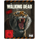 "The Walking Dead – Season 8 (Limited Weapon Steelbook ""Shiva"", Blu-Ray) ab 20€ (statt 30€)"