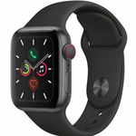 Apple Watch Series 5 GPS + LTE 40mm für 470€ (statt 505€) – eBay Plus