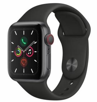 Apple Watch Series 5 GPS + LTE 40mm für 470€(statt 505€)   eBay Plus