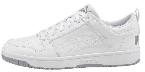 Puma Rebound Lay Up Lo SL Unisex Sneaker in Weiß für 30,71€ (statt 38€)   bis 48.5
