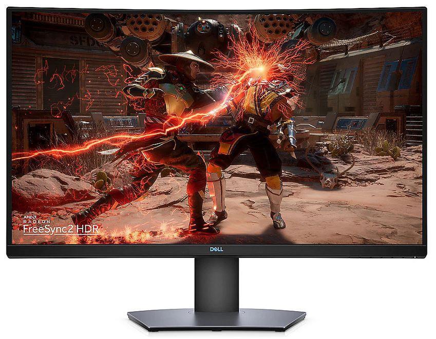 DELL S3220DGF   32 Zoll WQHD curved Monitor mit bis 165 Hz für 331,42€ (statt 390€)