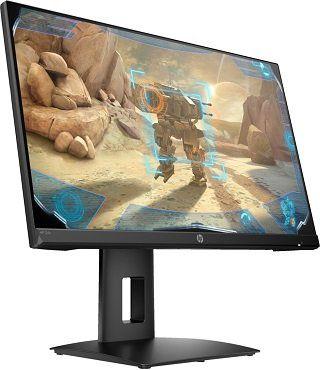 HP 24x 23.8 Full HD Gaming Monitor mit 1 ms Reaktionszeit 144 Hz für 159€ (statt 190€) + 20€ Coupon (Mastercard)