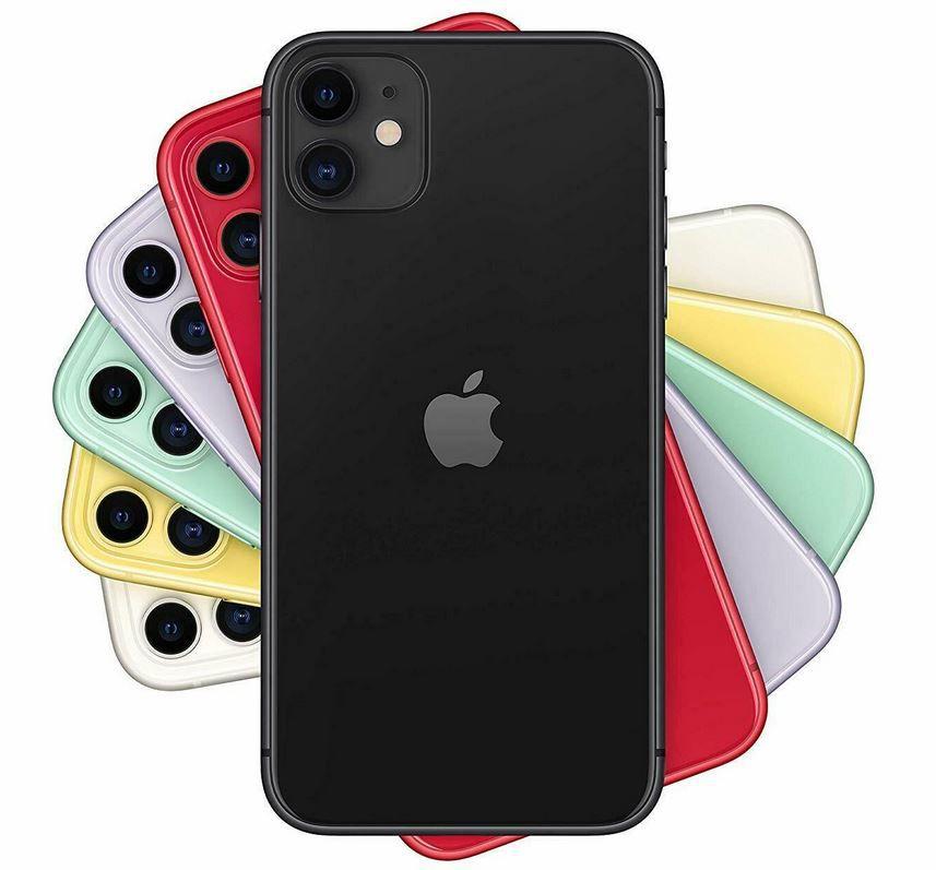 Apple iPhone 11   6,1 Zoll iOS Smartphone 64GB für 629€ (statt neu 699€) wie Neu
