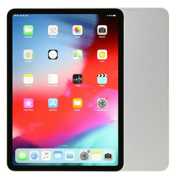 Apple iPad Pro 11 Zoll (2018) 64GB Wifi für 569,90€ (statt neu 825€) – Refurbished