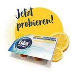 Gratis: 2 x 2 Gratisproben med akut Zitrus-Honig Lutschtabletten