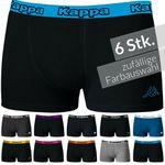 Kappa 6er Set Herren Boxershorts für 19,95€ (statt 25€)