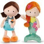 Ausverkauft! Nici Wonderland Badepuppe Mädchen oder Meerjungfrau für je 14,94€ (statt 24€)