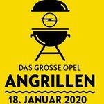 Bei Opel am 18.01. Kulinarisches vom Grill kostenlos genießen