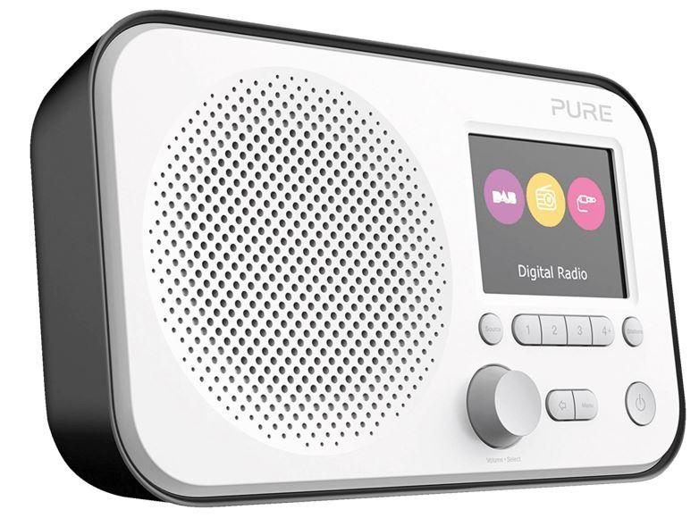 PURE ELAN E3   UKW und Digital Radio für 39,99€ (statt 49€)