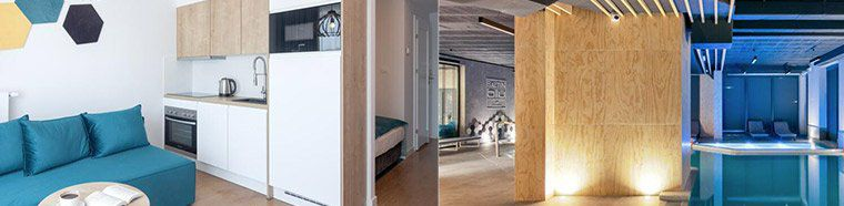 ÜN an der poln. Ostsee im Apartment inkl. HP & Wellness ab 29,50€ p.P.