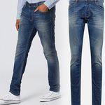 """Diesel Jeans """"Tepphar"""" in Blue denim für 55,80€ (statt 126€)"""