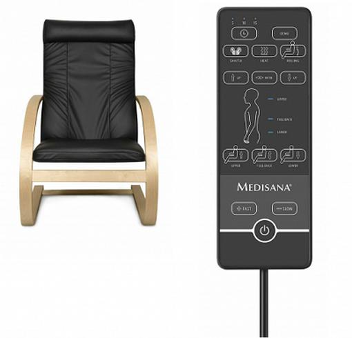 Medisana RC420 Shiatsu Massagesessel für 179,99€ (statt 224€)