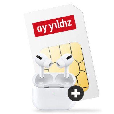 Apple Airpods Pro für 0€   mit O2 Allnet Flat mit 4,5GB LTE für 14,99€