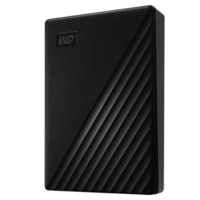 WD My Passport 5TB 2,5″ USB3.0 in Schwarz für 95€ (statt 102€)