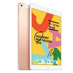 Apple iPad 10,2 2019 mit 32GB als WiFi in Gold für 295,45€ (statt 320€)