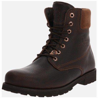 PANAMA JACK Leder Stiefel in Dunkelbraun in vielen Größen für 71,18€ (statt 112€)
