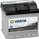 Vorbei! Varta Black Dynamic 12V 45Ah B19 für 39,99€ (statt 55€)