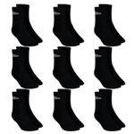 Umbro Crew Sport-Socken 9er Pack in Schwarz oder Weiss für 8,88€ (statt 15€)
