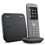 Gigaset CL660 – schnurloses DECT-Telefon in Single-Grey für 38,31€ (statt 55€)