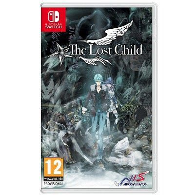 The Lost Child für die Nintendo Switch für 18,31€ (statt 44€)