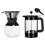 Bodum Pour Over Eiskaffee- oder Kaffeebereiter für 14,94€ (statt 19€)