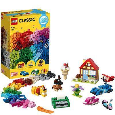 LEGO Classic Bausteine   Kreativer Spielspaß (11005) für 23,94€ (statt 36€)