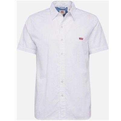 Levis Hemd Battery in Weiß für 23,17€ (vorher 50€)