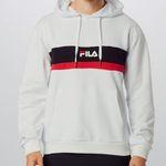 """Fila Sweatshirt """"Radomir"""" in Weiss für 33,71€ (statt 60€)"""