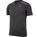 """Nike Sport-Shirt """"Techknit"""" in Schwarz und Grau für 19,31€ (statt 35€)"""
