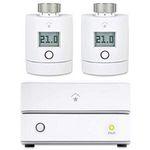 """innogy SmartHome Starter Set """"Heizung"""" mit Zentrale und 2 Thermostaten für 139,95€ (statt 179€)"""