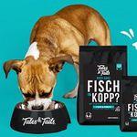 Bei Tales & Tailes Hunde-Trockenfutter-Gratisprobe bestellen