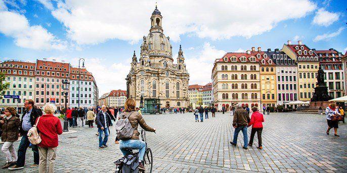 Dresden Knaller! ÜN zu zweit im 5* Suitess Hotel an der Frauenkirche inkl. Minibar Nutzung (Wert 139€?) für 129€