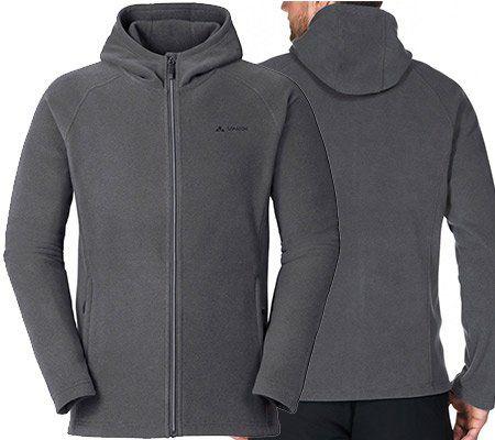 Vaude Fleecejacke  Lasta Hoody Jacket bis 3XL für 47,93€ (statt 70€)