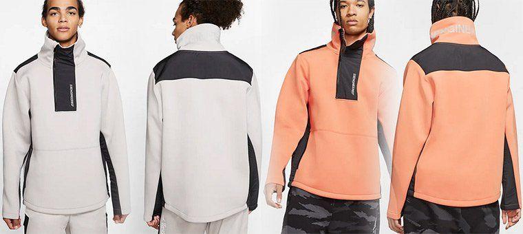 Nike Jordan 23 Engineered Stehkragen Fleecepullover für 50,38€ (statt 69€)