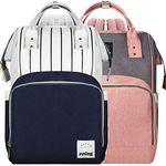 JUNING Baby Wickelrucksack mit 14 Taschen in 2 Designs für je 15,39€ (statt 28€)