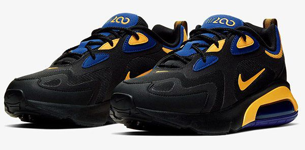 Nike Air Max 200 in 3 Designs für je 69,98€ (statt 77 125€)