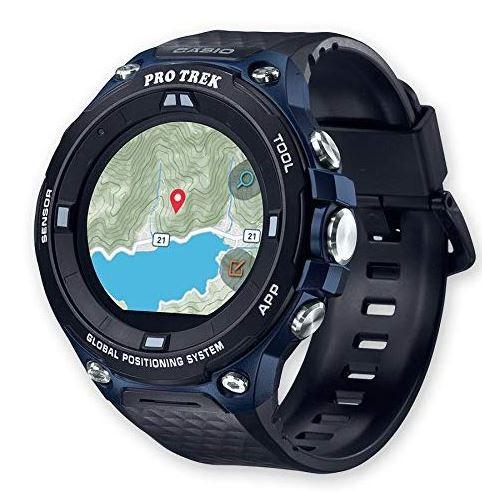 Casio WSD F20A BUAAE Pro Trek Herren Touchscreen Smartwatch für 159,20€ (statt 220€)