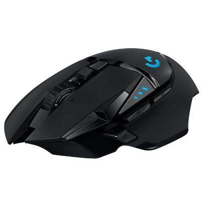 Logitech G502 LIGHTSPEED Wireless Gaming-Maus für 79,33€ (statt 90€)