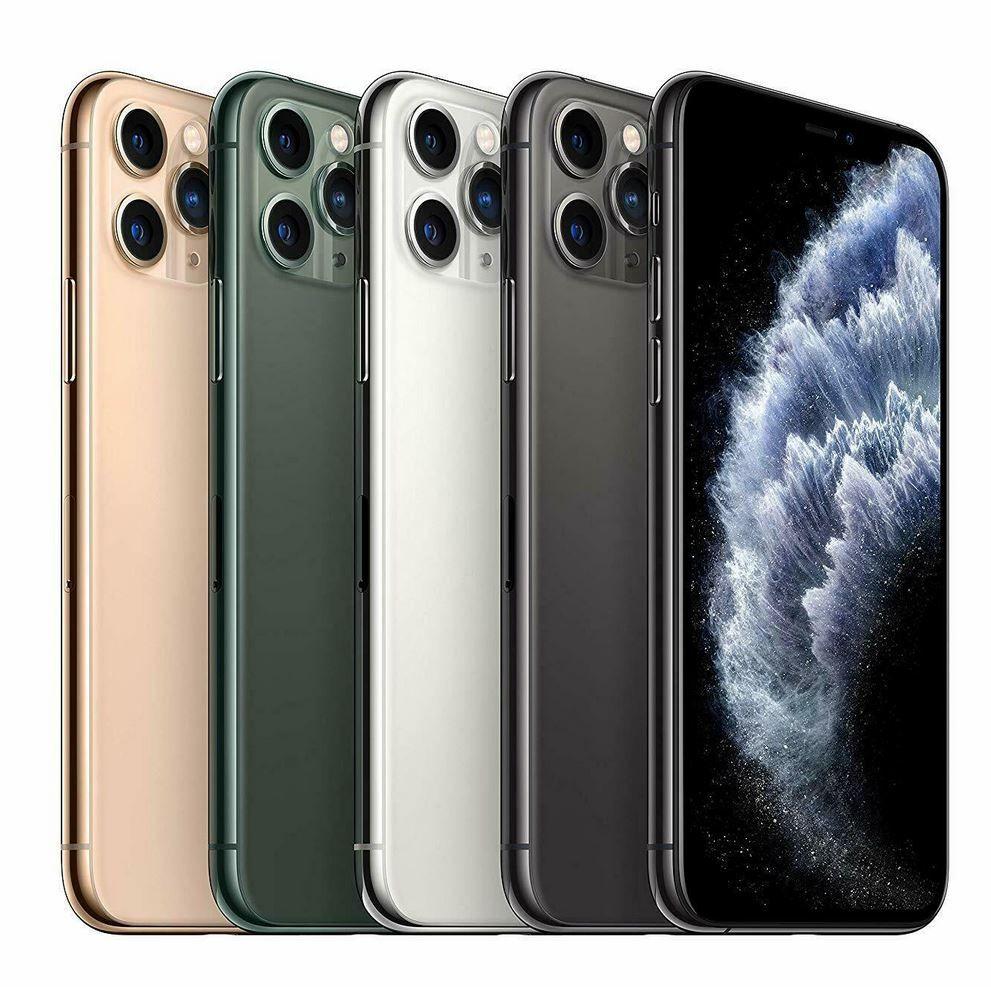 Apple iPhone 11 Pro Max mit 64GB 4 Farben für je 959€ (statt 1.059€) Ausstellungsstücke
