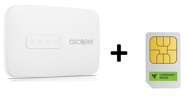 Telekom green Data XL 15GB  LTE für 17,99€ mtl. + Alcatel Link Zone WLAN Hotspot für 4,95€ (statt 40€)