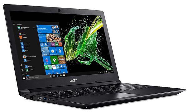 Acer Aspire 3 (A315 42 R5P7)   15 Laptop mit Ryzen 5 und 256GB für 401,80€ (statt 446€)