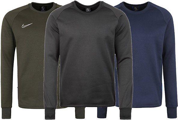 Nike Longsleeve Therma Academy Crew in 3 Farben für je 30,70€ (statt 38€)
