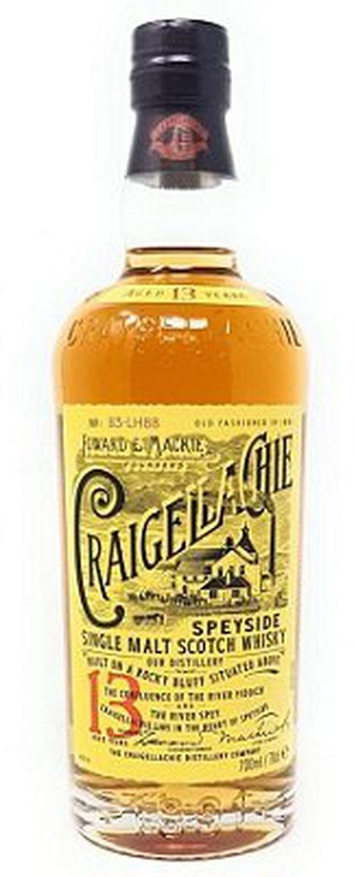 Craigellachie Single Malt Whisky 13 Jahre (46 Vol. %, 0,7 l) für 29,99€ (statt 39€)