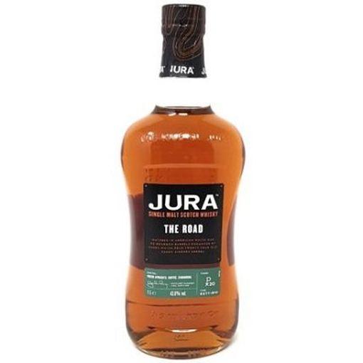 Jura THE ROAD Single Malt Scotch Whisky (43,6 Vol.  %, 1 l) für 39€ (statt 47€)