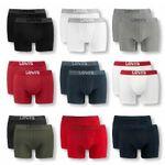 6er Pack Levi's Boxershorts in vielen Farben oder gemischt für 39,99€ (statt 51€)