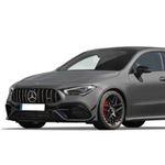 Gewerbe: Mercedes CLA Shooting Brake CLA AMG 45S 4Matic und DCT mit 421PS ab 379€ mtl. – LF 0,71