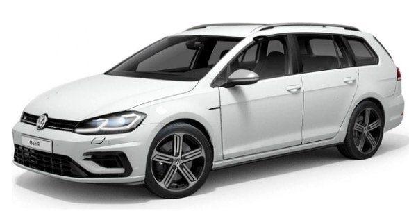 🔥 Gewerbe: Golf R Variant 4Motion 2,0 TSI OPF 4MOTION mit 7 Gang DSG und 300PS für 139€ netto   LF 0,36