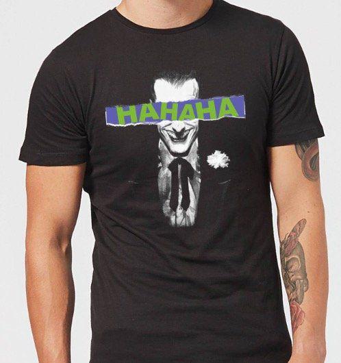 Kill Bill oder Joker T Shirt + 1 Paar Socken für 11,48€ (statt 25€)